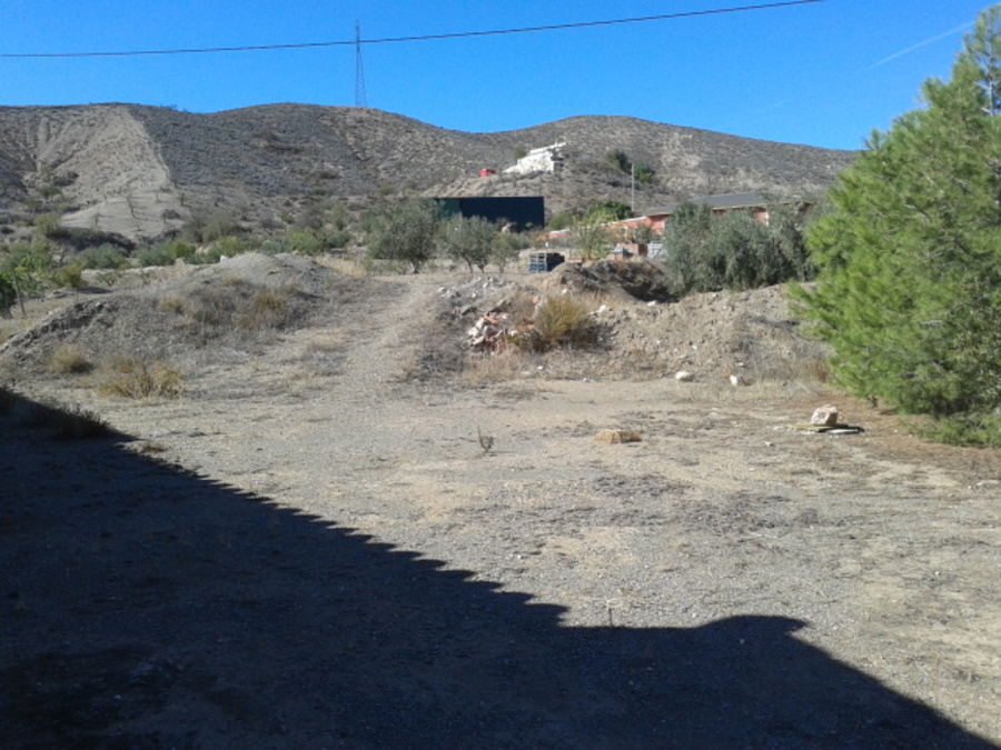 Land For sale Almeria