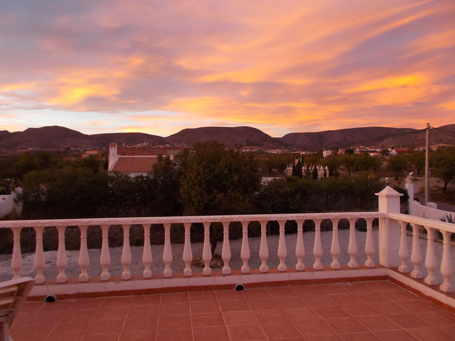 3 Bedroom Villa Almeria