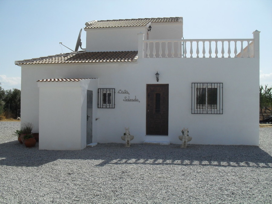 Villa 3 Bedroom Almeria