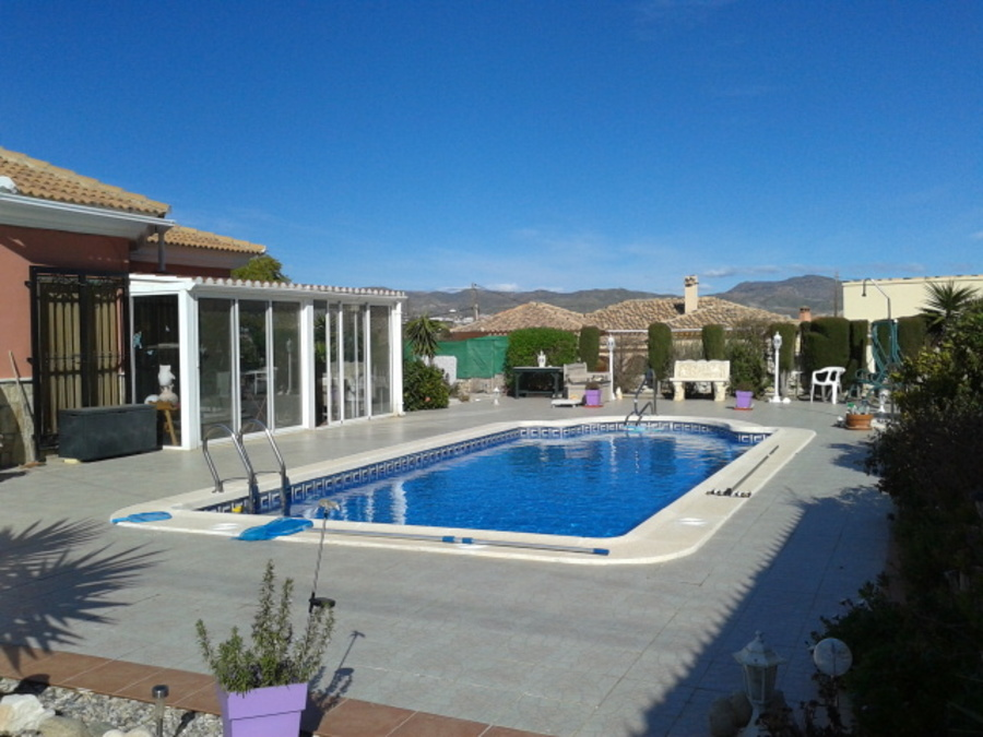 Villa For sale Arboleas