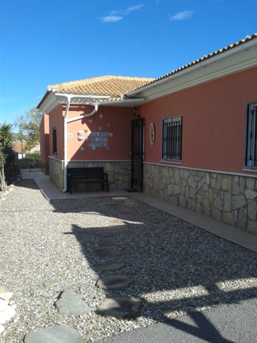 3 Bedroom Villa Arboleas