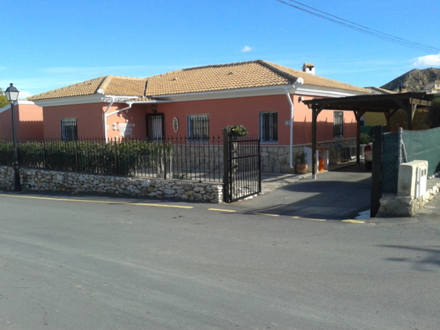 Arboleas Villa For sale 0 €