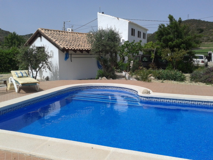 Cortijo For sale Lubrin