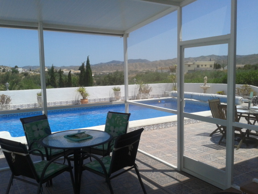 For sale Villa Almanzora