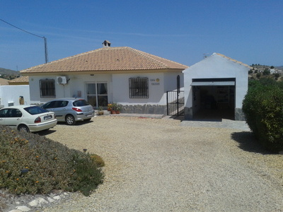 CDT0165: Villa in Almanzora