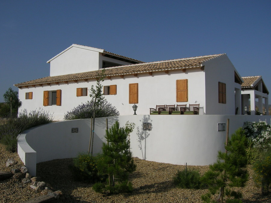 Huercal Overa 4 Bedroom Villa
