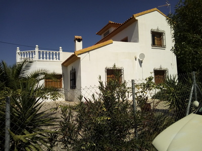 CDT0173: Villa in Arboleas