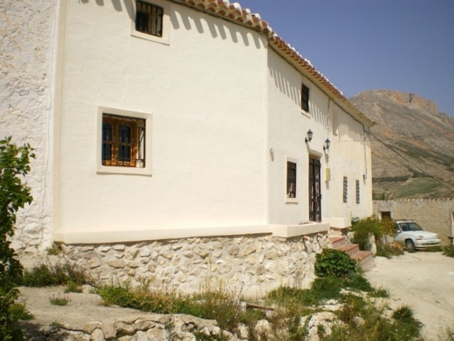 Cortijo For sale Velez Rubio