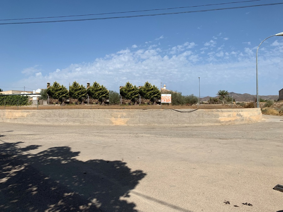 For sale Huercal Overa Land