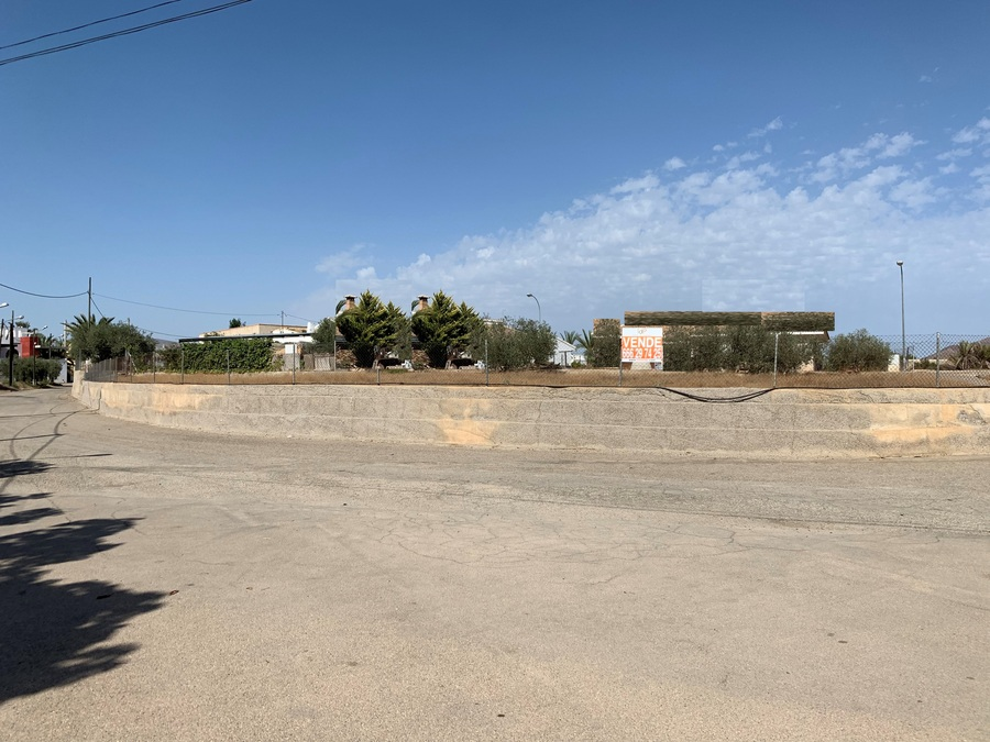 Huercal Overa Land For sale 85000 €